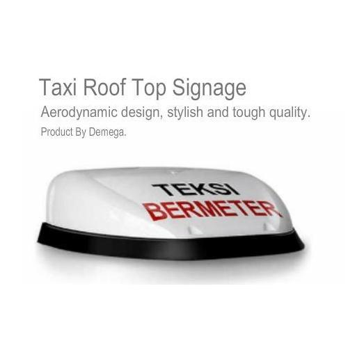 Taxi Roof Shell