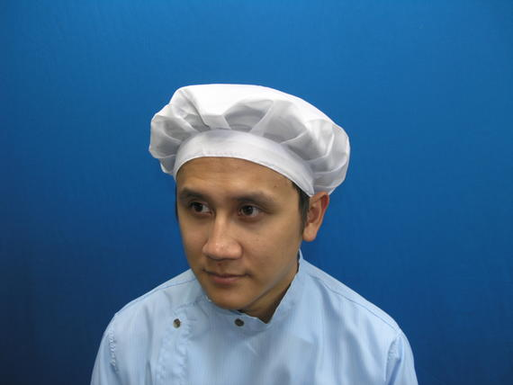 Cleanroom Lintfree Antistatic Shower Cap