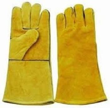 FULL COW-HIDE GLOVES