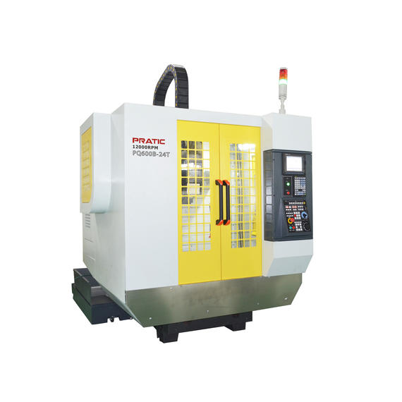High Speed Drilling Tapping and Milling Machine
