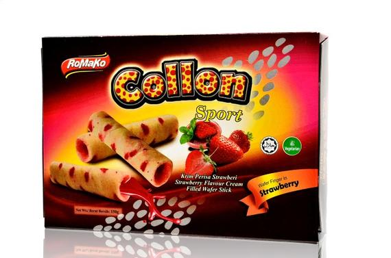 Collon Sport 150g - Strawberry