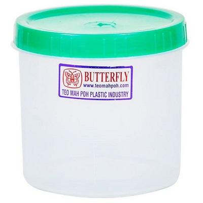 Butterfly Plastic Container 5256