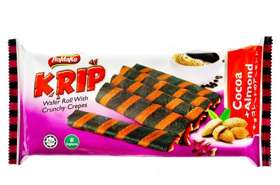 Krip 100g - Chocolate + Almond