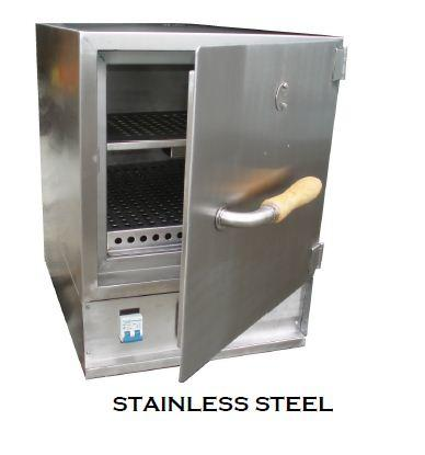 Force Arc Floor Type Electrode Oven