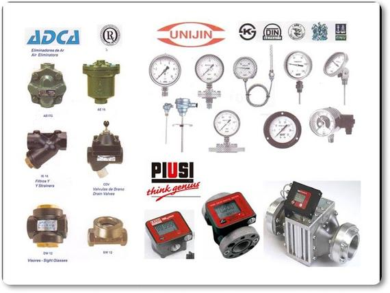 ADCA Steam, Unijin Gauge & Puisi Meter