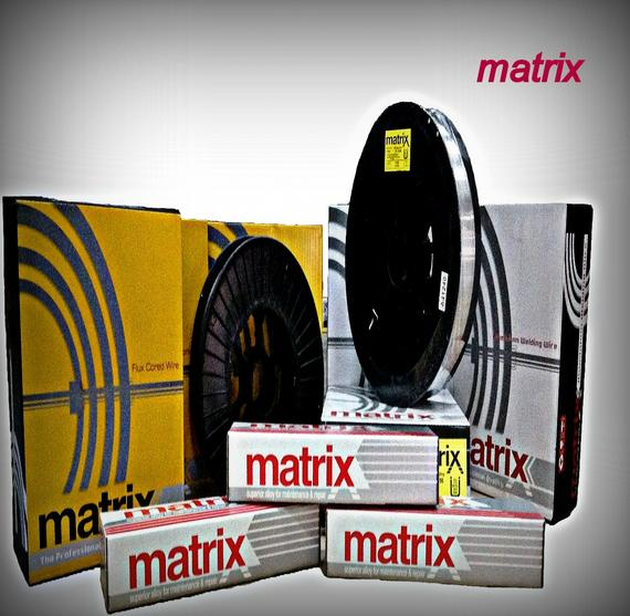 Matrix Stainless Steel Electrode