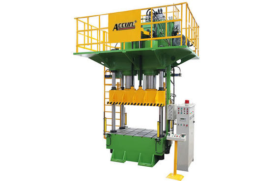 4-Column Hydraulic Press