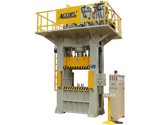 4-Column Hydraulic Press (SMC Molding)