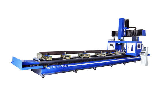 Sliding Double Column Machine