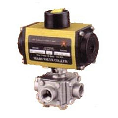 MARS Direct Mount Ball Valves - Series 33