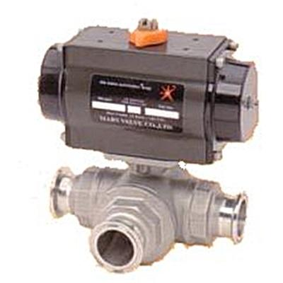 MARS Direct Mount Ball Valves - Series 39SN