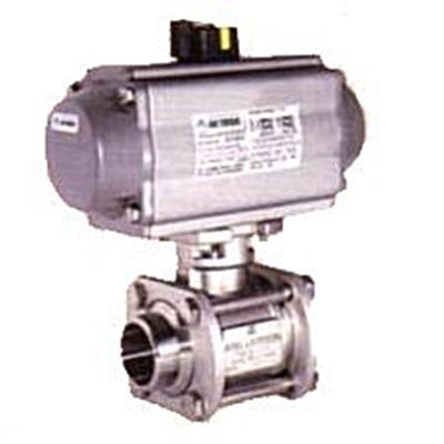 MARS Direct Mount Ball Valves - Series 77L