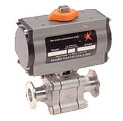 MARS Direct Mount Ball Valves - Series 88SN