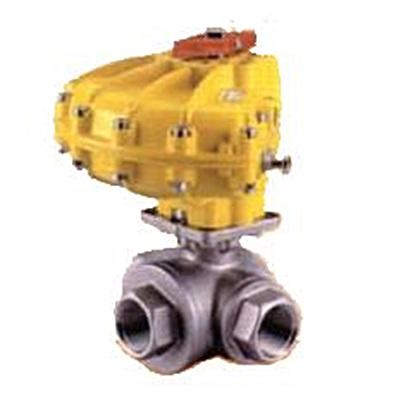 MARS Direct Mount Ball Valves - Series 99