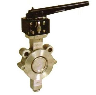 Butterfly Valve 4 (High Performance)