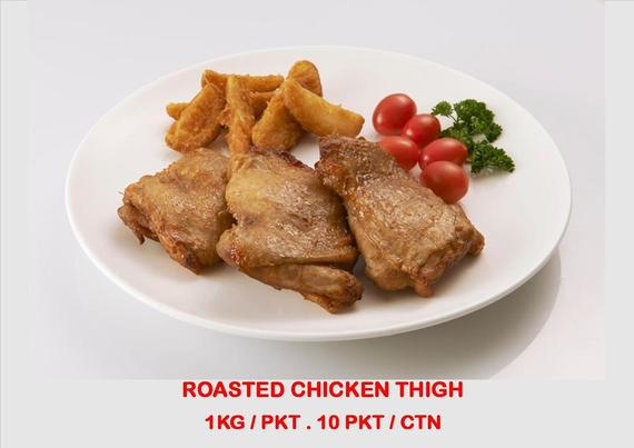 ROASTED CHICKEN THIGH