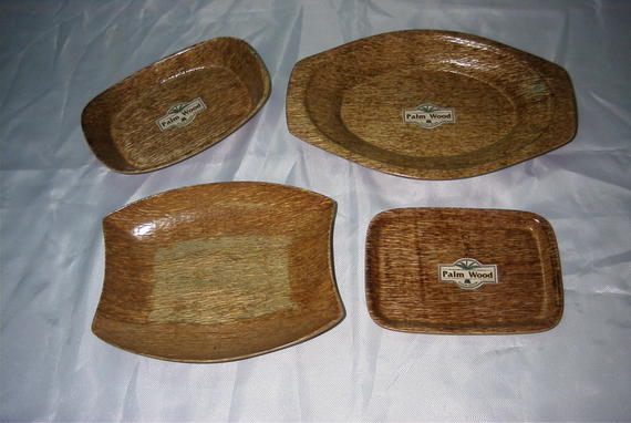 Oval, Sampan, Fruit Bowl Tray