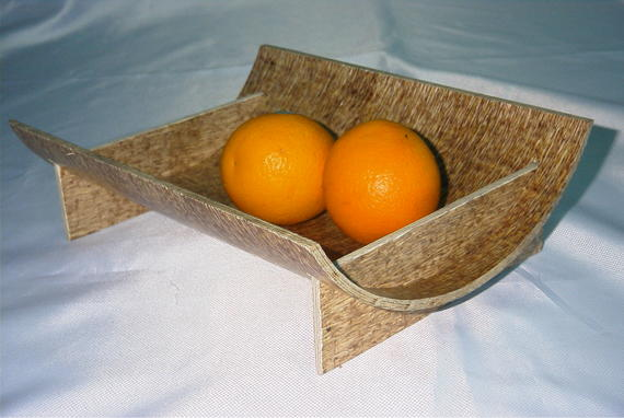 Fruit Tray With Stand