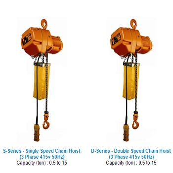 SR CHAIN HOIST