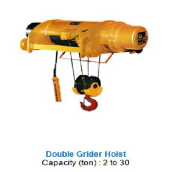 SR WIRE ROPE HOIST