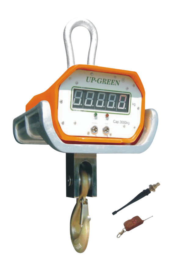 UPW-3000H series_Electronic Heat Prevent Crane Scale