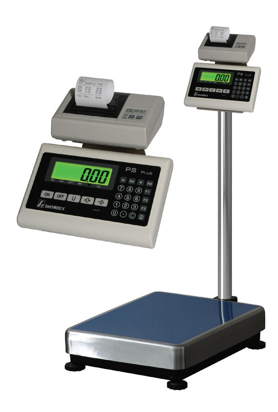 PS PLUS series_Mini Printer Platform Scale