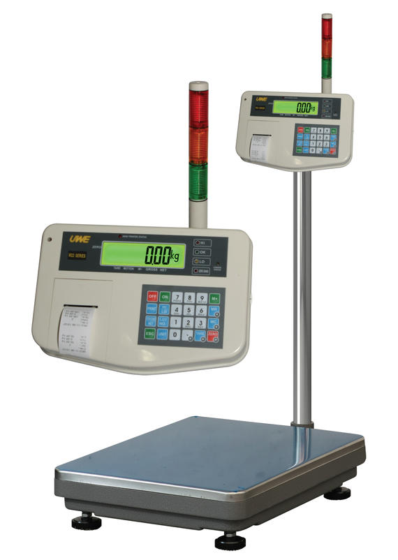 W22 series_Weight Checking with Signal Tower Light Platform Scale