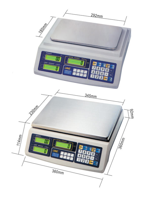 SHC series_High Precision Counting Scale
