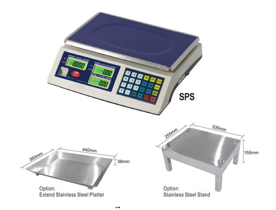 SPS series_Price Computing Scale