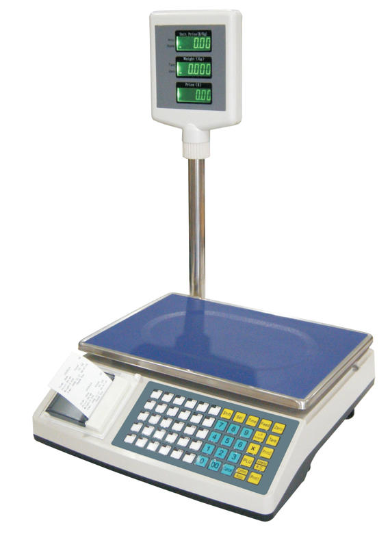 RPS series_Receipt Printing Price Computing Scale