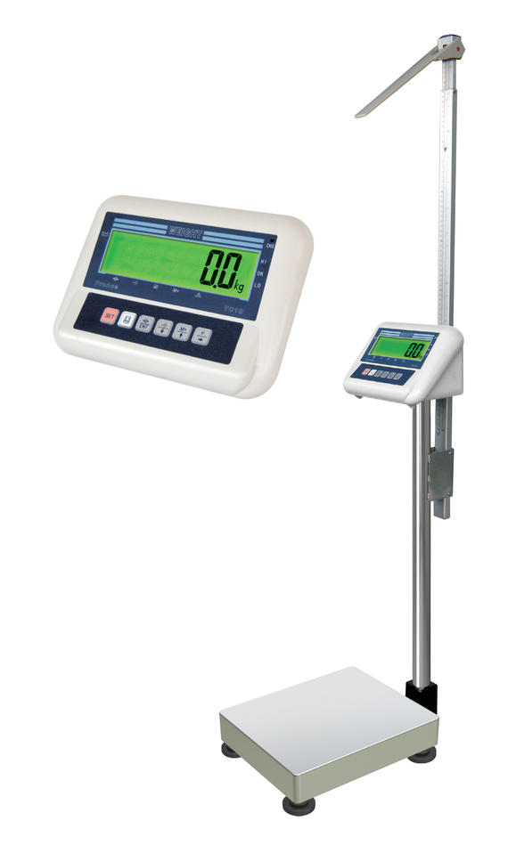 EW-500 series_Electronic Weight Measuring & Telescopic Height Measuring Rod EW