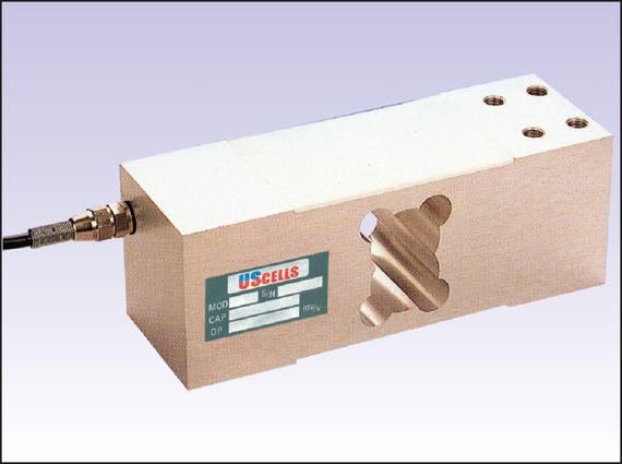MSM Series_Aluminium Single -Point Load Cells