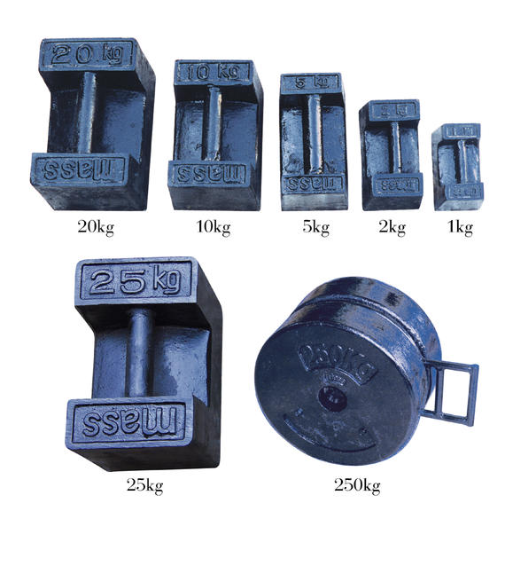 Cast Iron_Standard Weight & Roller Weight