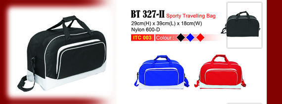 BT 327-II SPORTY TRAVELLING BAG