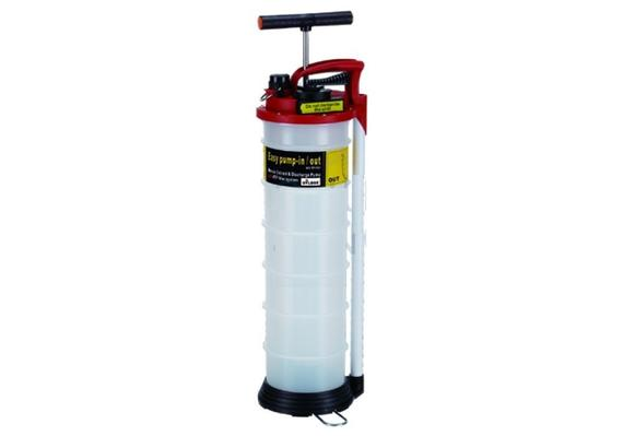 UTILITY EXTRACT & DISCHARGE PUMP WITH    ATF FILLER SYSTEM (6L)