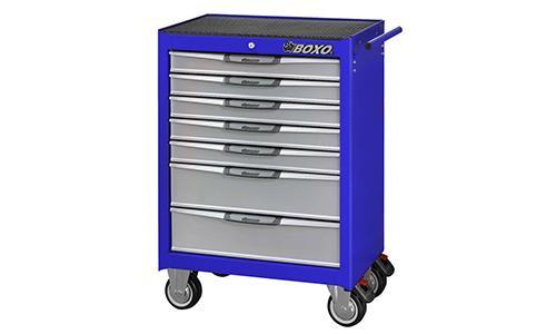 7-Drawer Tools Trolley with MIS System