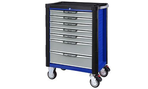 7-Drawer Tools Storage with Bumper Design