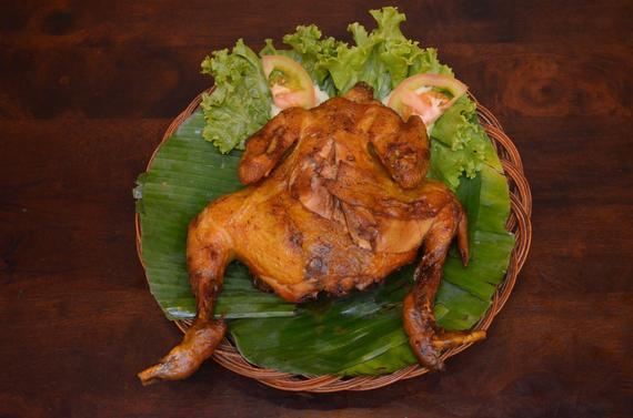 AYAM BAKAKA (whole chicken)