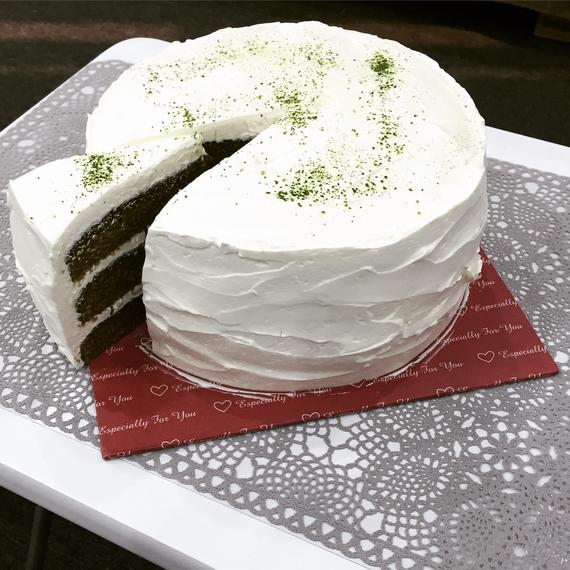 Matcha Green Tea Cake