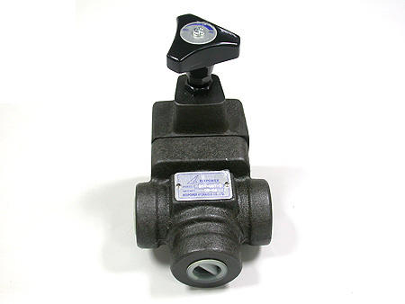 BST. BSG.  Solenoid controlled relief valves
