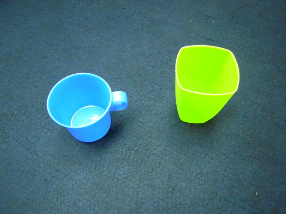 Cup and Tumbler