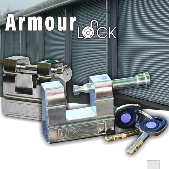 UfO® Armour Lock series with patent