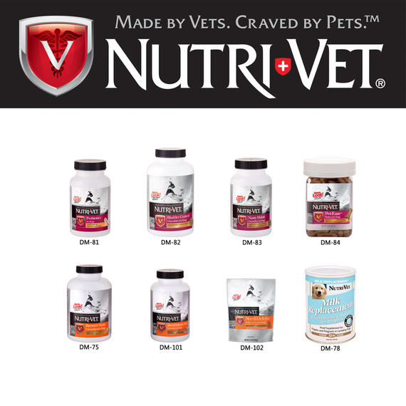 Nutri-Vet Dog Supplement & Health Care