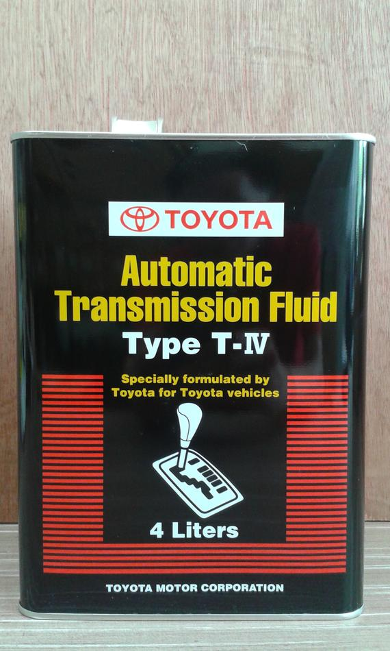 TOYOTA GENUINE ATF TYPE IV GEAR OIL 08886-81400