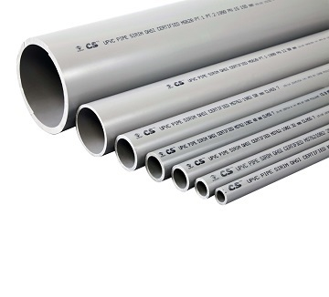 PVC Pressure Pipe (MS 628: PART 1: 1999) BS 3505: 1986