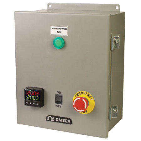Temperature Controller, SSR Process Control Panels