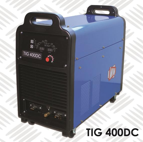Inverter Heavy Duty TIG 400DC