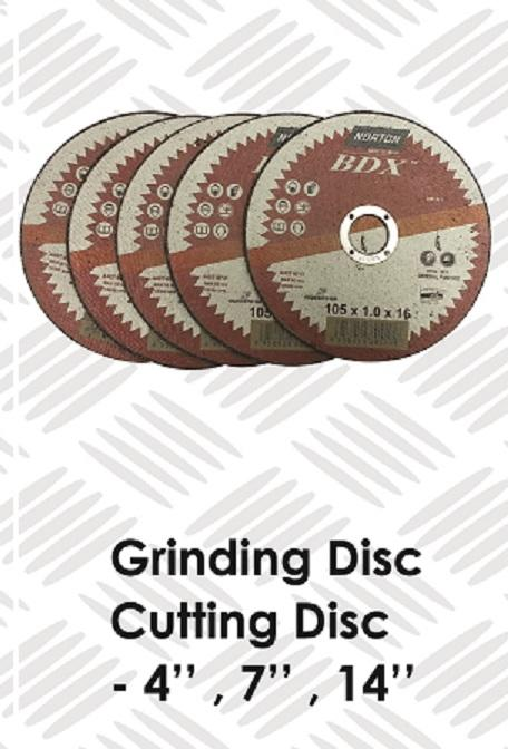 Grinding Disc & Cutting Disc