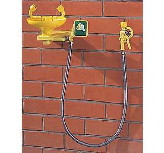 Eye Wash / Bracket / ABS Bowl with Hose Spray