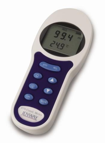 Jenway 470 Enterprise Conductivity or TDS Meter